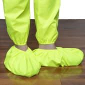 Cubre zapatos antifluidos