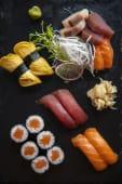 Sashimi & Sushi Set I 18szt