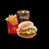 Double McRoyale® Medium Meal