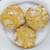Печиво лимонне (200г)