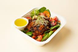 Seitan Beef Salad