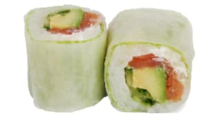 Spring saumon cheese  x6