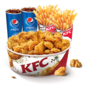 Pa' Compartir Popcorn Chicken 12 oz.