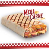 Tacos Mega Mix Carne
