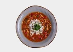 "Луизианский суп ""Гамбо"""