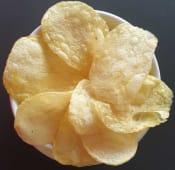 Batata Frita Fresca à Rodela