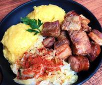 Mâncare tradițională din Bucovina