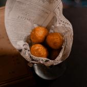 Croquetas de jamón ibérico (6 uds.)