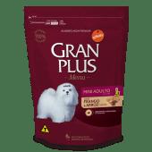 Gran Plus Menu Perro Adulto Mini Sabor Pollo & Arroz 3 Kg