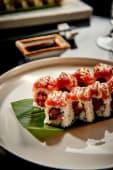 Spicy maguro roll - 8 pezzi