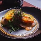 Запечене яйце у картопляній скоринці