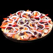 Pizza súper presto (grande)