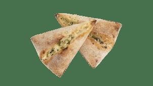 Pane all'Aglio con Mozzarella