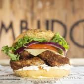 Burger Cajunuda