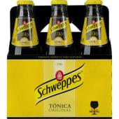 Água Tónica Schweppes (4 Unidades de 25cl)