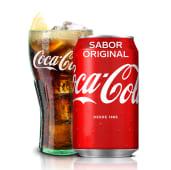 160. Coca-Cola Sabor Original lata 330ml.