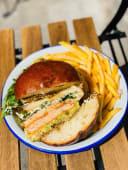Morefish burger