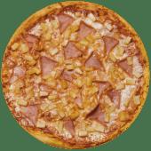 Pizza hawaiana (grande)
