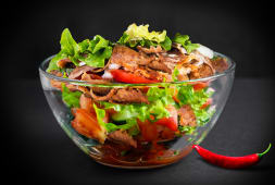 Шеф салат з гострим перцем (250г)