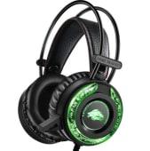 Audífonos Gamer Para Pc Laptop A5 Con Micrófono Retroiluminados
