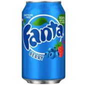 Fanta Berry Cans-355Ml