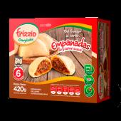 Empanadas de carne (6 uds.)