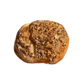 Pão de água com sementes