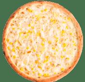 Піца Double начинка Гавайська (565г/30см)