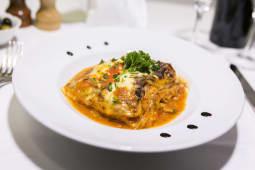 Lasagne alla Bolognese maison