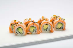 Super salmon roll