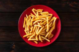 Картопля фрі (170/50г)