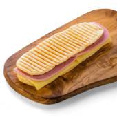 Sándwich panino vesubio