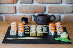 Sushi Master California Remix (32 buc.)