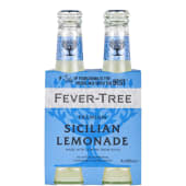 "Tonic Water ""Mediterranean"" - Fever-Tree 4 X 20 cl"