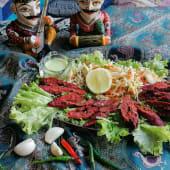 Kankoori Kebab