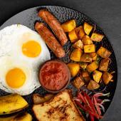 Anika's Power Breakfast