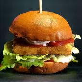 Бургер вегетаріанський №0 (280г)