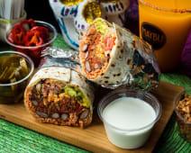 Burrito messicano