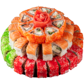 Суші-торт InstaFood (64шт)
