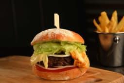 Méchant Bœuf Burger