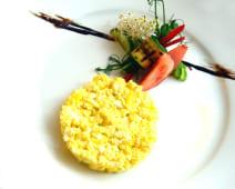 Скрембл з двох яєць (100г)