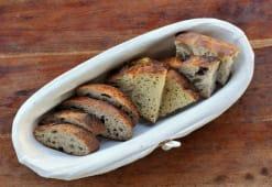 Kruh košarica