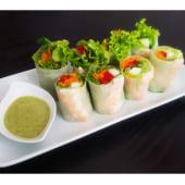 A3 - Crepes de Vegetais Frescos