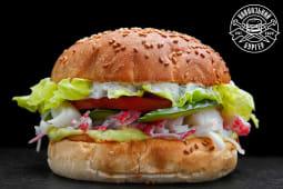 Краб Бургер (300г)