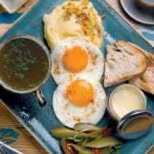 Desayuno español (540г)