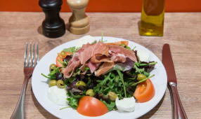 Salade Parma (box 350g)