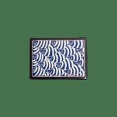 Soapstone Fish Jewellery Box Blue