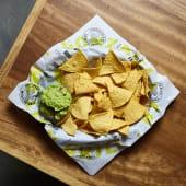 Chips con guacamole