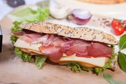 Sandwich afumato