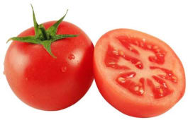 Tomate ronde - 6 pièces : environ 1kg
